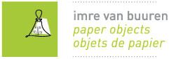 Paperobjects Imre van Buuren